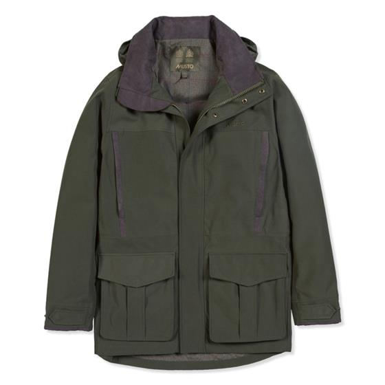 Musto Keepers Westmoor Waterproof BR1 Jacket - Dark Moss